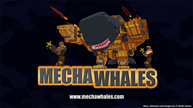 Mechawhales Animation I